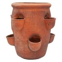 Medium Narrow Strawberry Pot