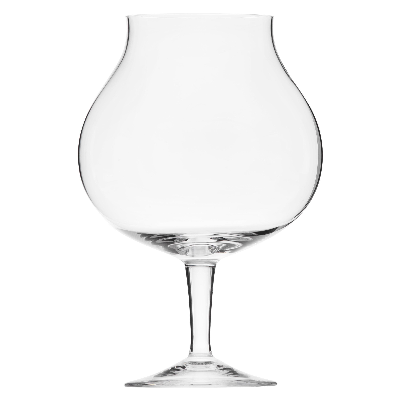 Medium Snifter Stout Gentleman Clear, 18.6 oz