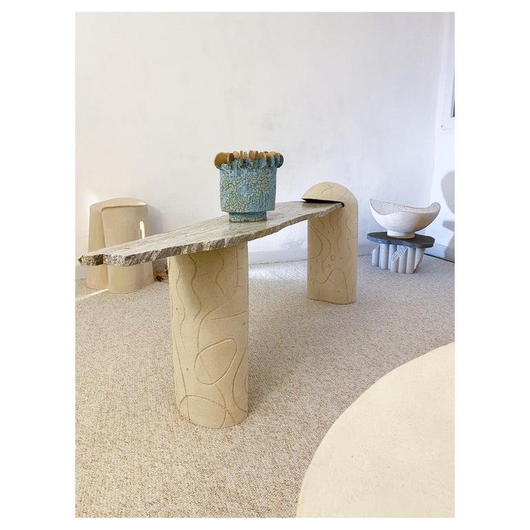 Medium Tempo Sculpture by Olivia Cognet For Sale 8
