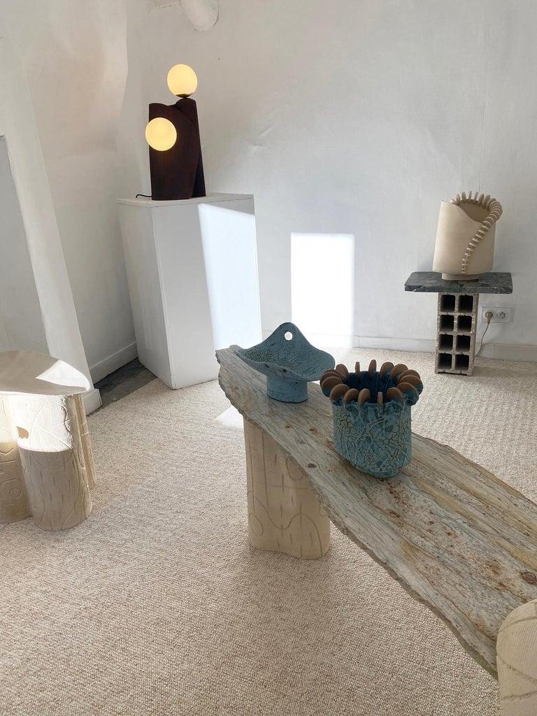 Medium Tempo Sculpture by Olivia Cognet For Sale 9