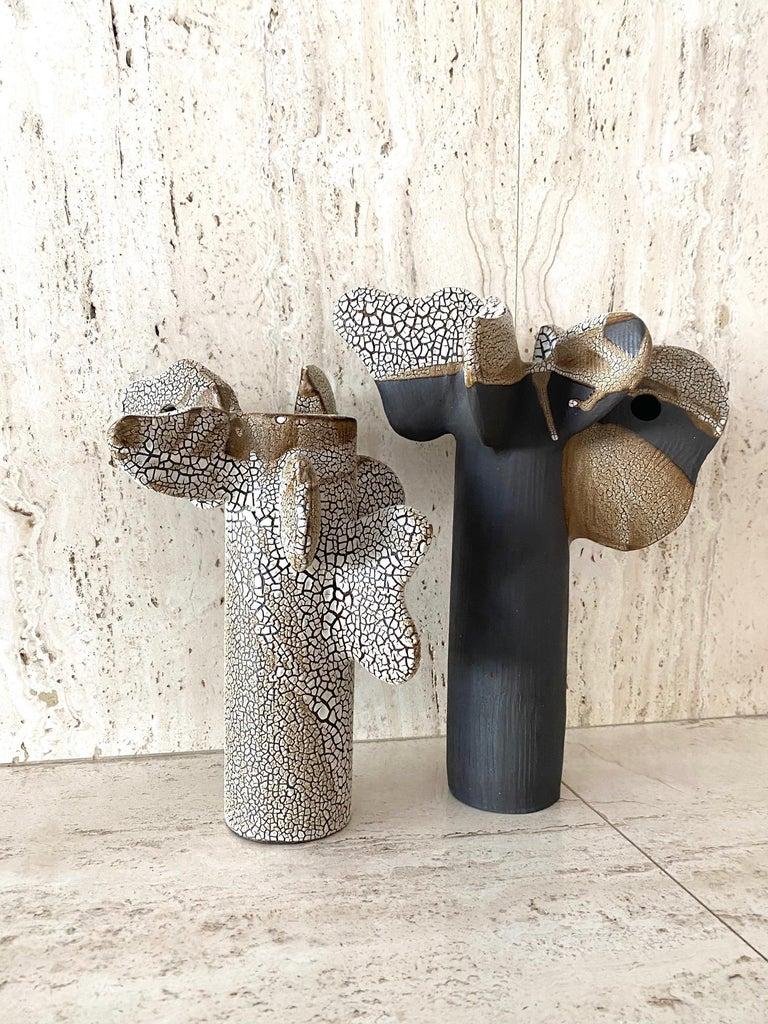 Medium Tempo Sculpture by Olivia Cognet For Sale 10