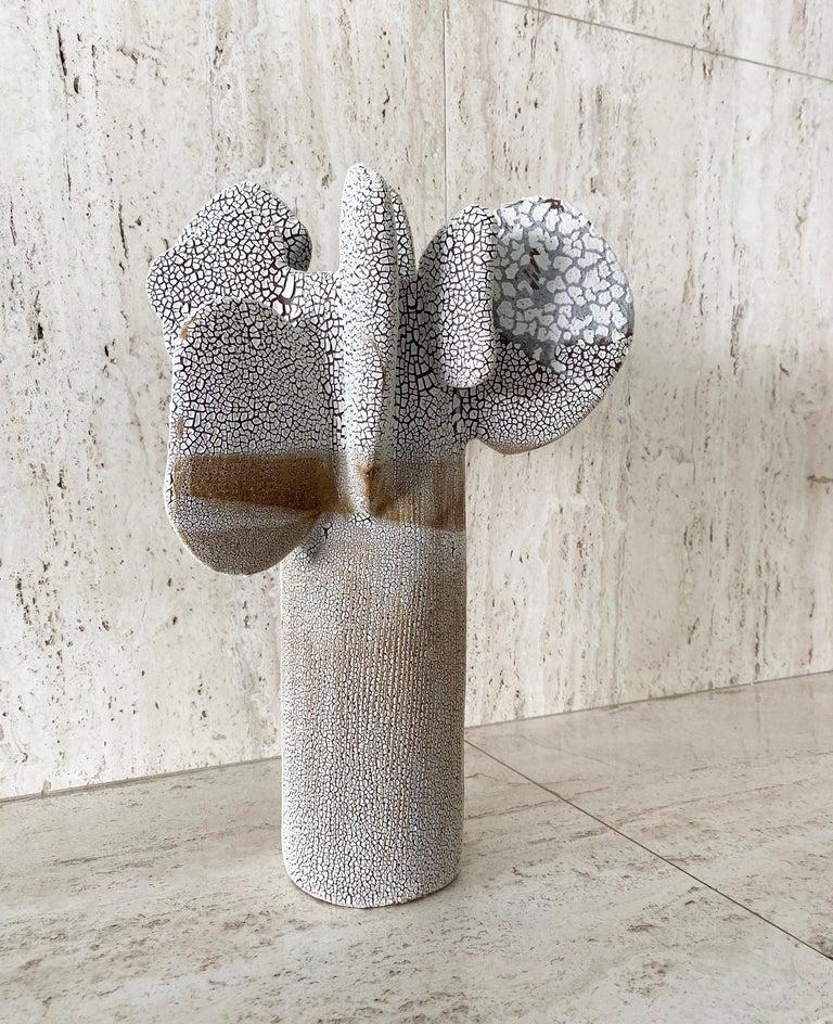 Medium Tempo Sculpture by Olivia Cognet For Sale 2