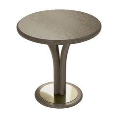Medium Wooden Side Table