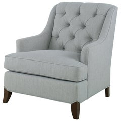 Medley Chair in Gray by CuratedKravet