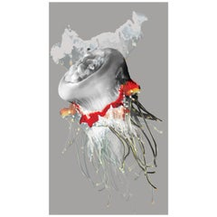 Medusa de Fuego I / Selene Lazcarro