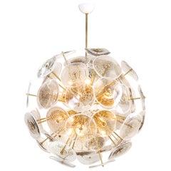 Medusa Murano Glass Sputnik Chandelier