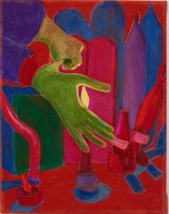 Hand in Figment, Blursokoop