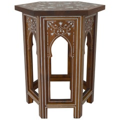 Mehraab Table Mother of Pearl