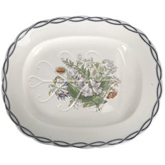 Meigh Very Large Turkey Platter, circa 1851-1861