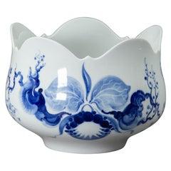 Meissen, Blue Orchid, Serving Bowl