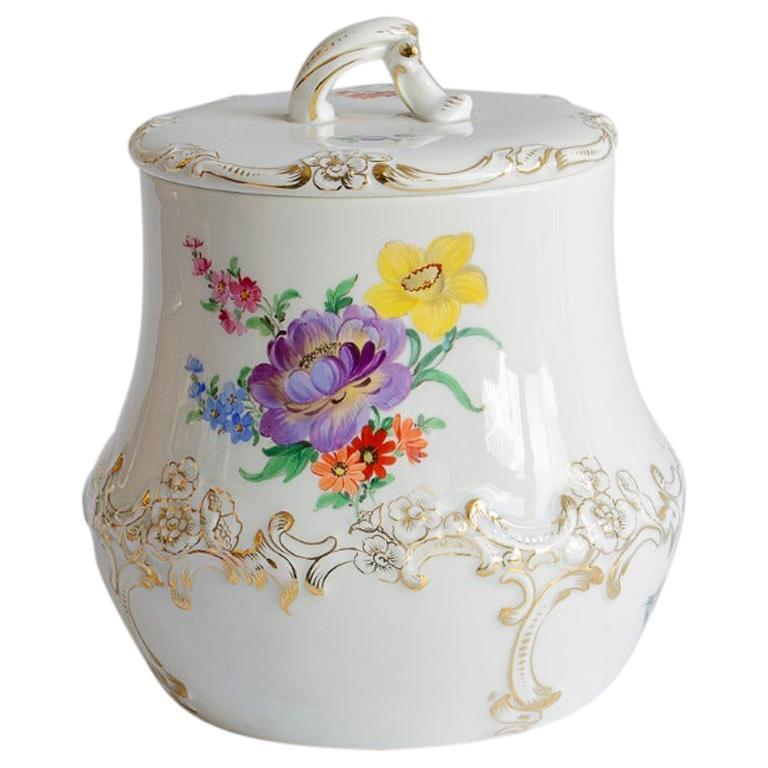 Meissen Box 'Biscuits' Porcelain