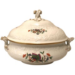 Meissen Chinese Butterfly Large Soup Tureen in the Schmetterling Pattern