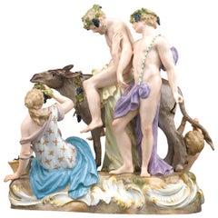 Meissen Mythological Group
