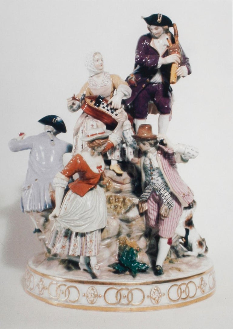Meissen, Organized by the Lowe Art Museum, University of Miami 1977, 1st Ed For Sale 1