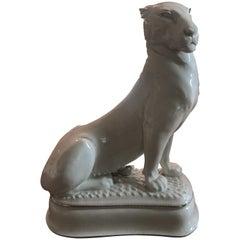 Meissen Panther
