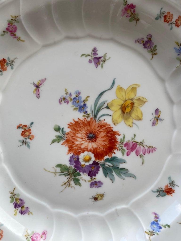Rococo Meissen Porcelain, Pair of