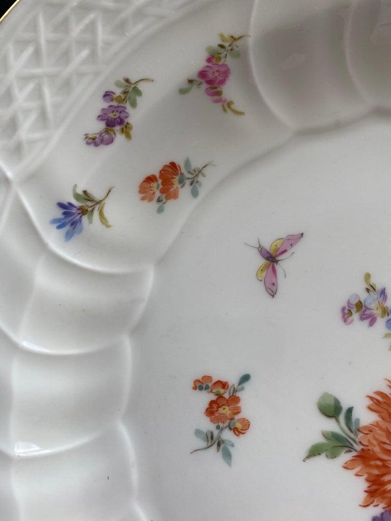 German Meissen Porcelain, Pair of