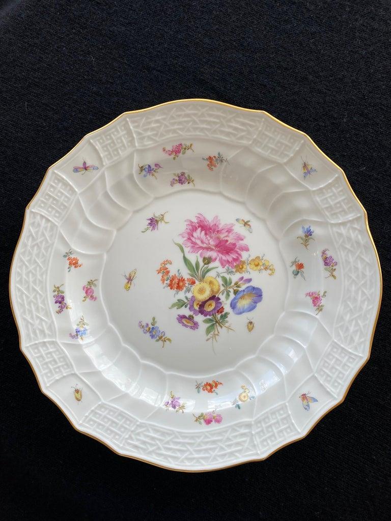 Meissen Porcelain, Pair of