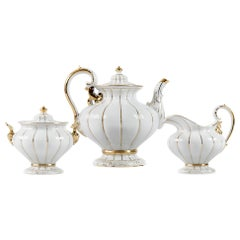 Meissen Porcelain Tea Set
