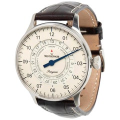MeisterSinger Pangea PDD903, Ivory Dial, Certified and Warranty
