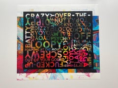 Crazy over the top (2018) (signed)