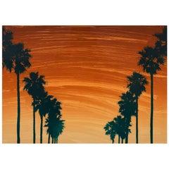 "Mel Ramos ""Oakland: Ode to Moe"" Lithograph, 1981"