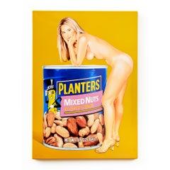 Mixed Nuts, Enamel on Steel, Pop Art, Contemporary Art