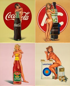 Tomato Catsup; A.C. Annie; Lola Cola; and Tobacco Red