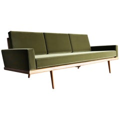 Mel Smilow Rail Back Sofa for Smilow-Thielle, circa 1955