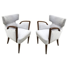 Melchiorre Bega Armchairs Model 511