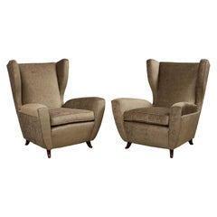 Melchiorre Bega Attributed Chairs