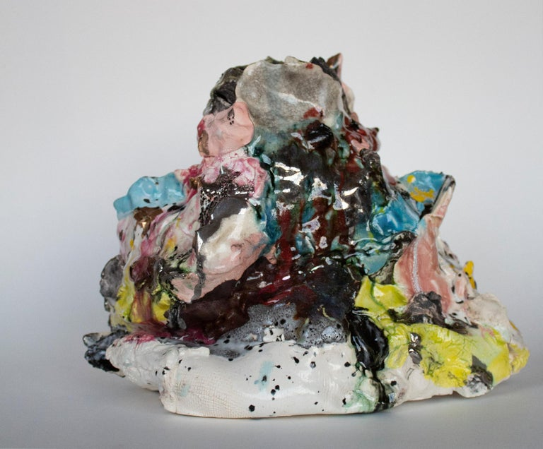 Melinda Laszczynski Abstract Sculpture - Smash