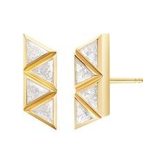 Melissa Kaye Chloe Diamond Earrings