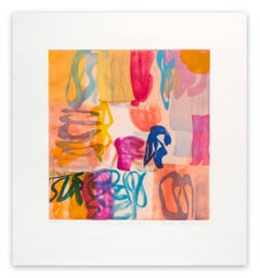 Love Me Tender (Abstract print)