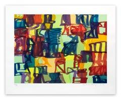 Small Abstract (Abstract print)