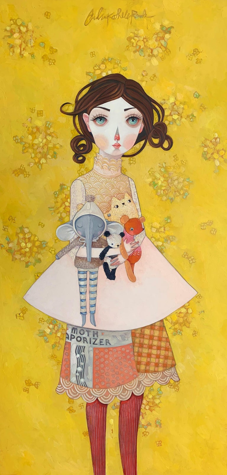 """""""Daisy"""" - Painting by Melissa Peck"""