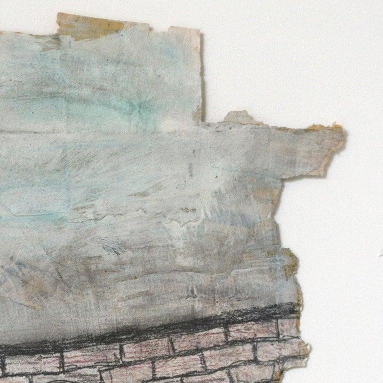 Melissa Stern, Secrets, Pastel, pencil, 2014 - Feminist Sculpture by Melissa Stern