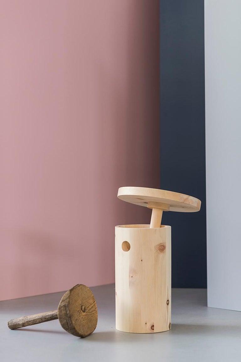 Italian Melk-i, the Red Dot Award Winning Stool  For Sale
