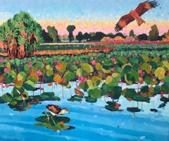 Kite Flying at Yellow Water (Gurrungurrudjba)
