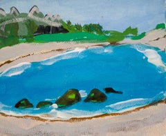 Tulum lagoon
