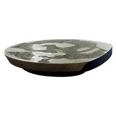 Mélos Coffee Table Aluminium by Aro Vega for Monogram