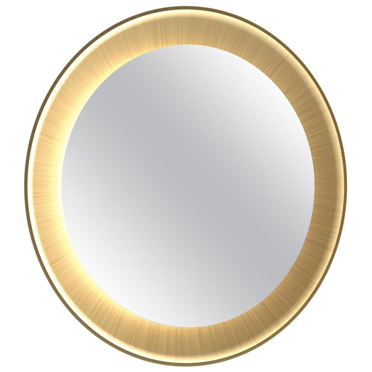 Melrose Wall Mirror by Giannella Ventura
