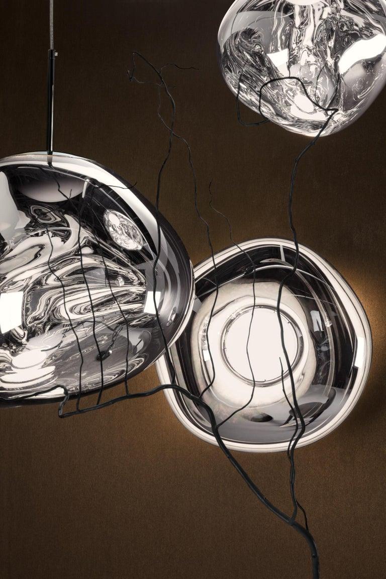 Melt LED Pendant Light by Tom Dixon For Sale 5