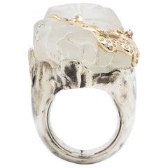 Melting Ice Cap Ring