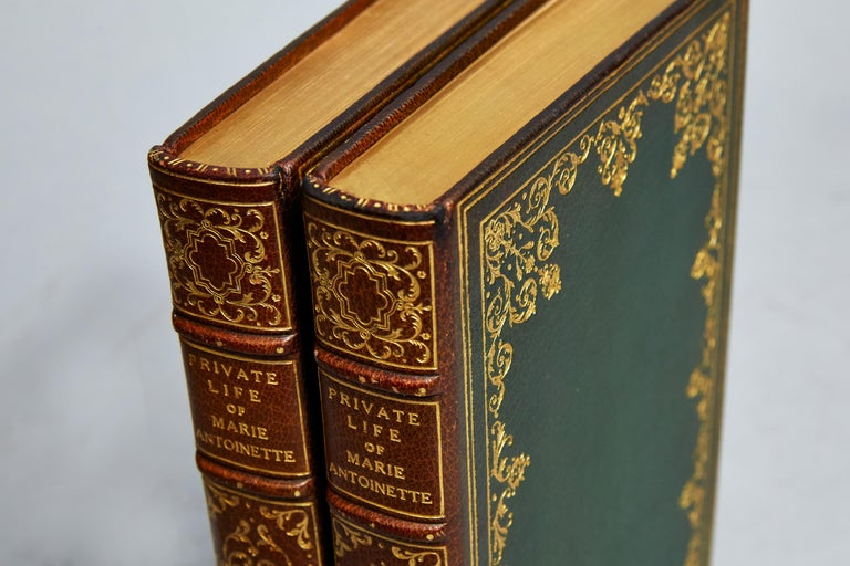 American Jeanne L.H. Campan, Memoirs Of The Private Life of Marie Antoinette For Sale