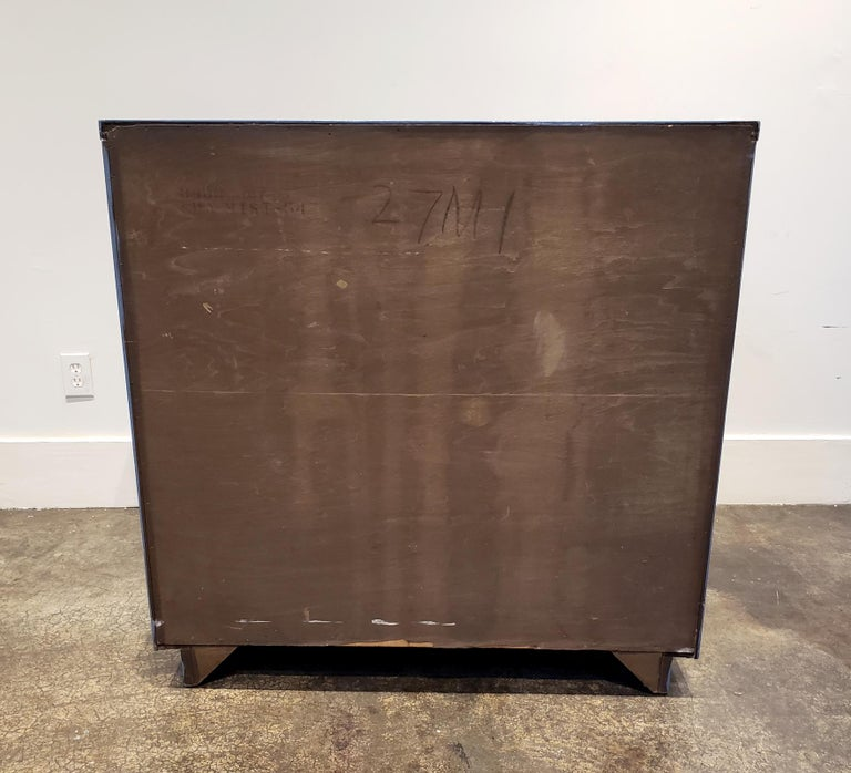 Memphis Group Style Kent Coffey Chest For Sale 1
