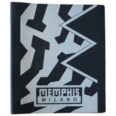 Memphis Milano Postmodern Catalogue, 1980s