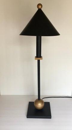 Memphis Style Robert Sonneman for George Kovacs Table Lamp