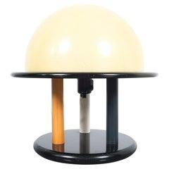 Memphis Style Table Lamp, circa 1980