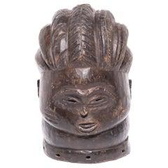 Mende Women's Helmet Mask